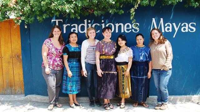 Fair Trade  Fashion Designer's team photo