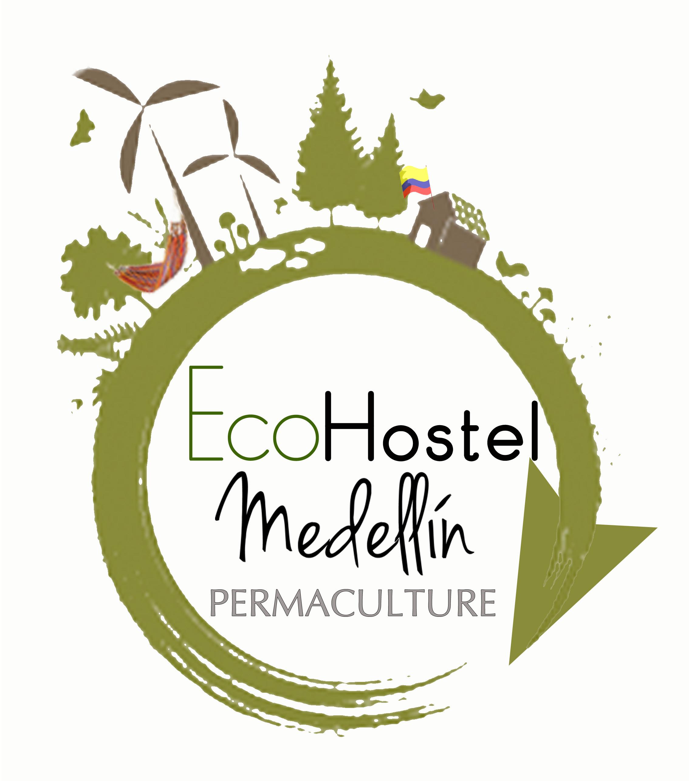 Ecohostel Medellin logo