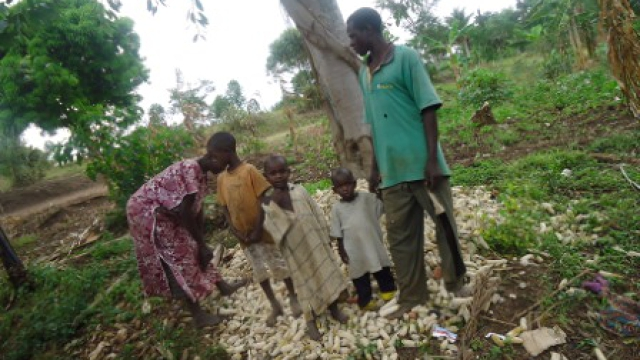 Micro credit and Community Development Officer's impact photo