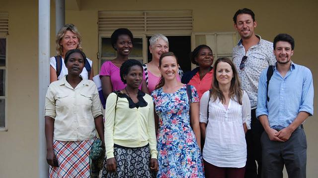 Educators Teachers and Teaching Assistants to Improve Education in Uganda's team photo