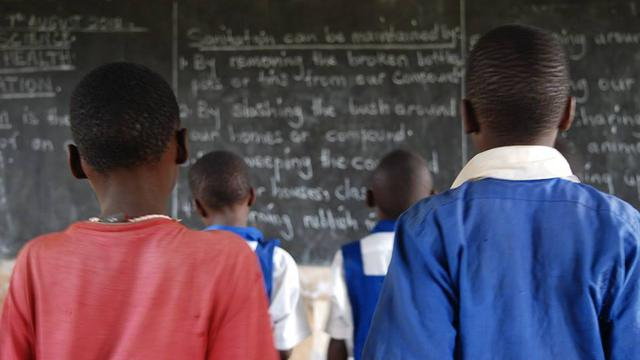 Educators Teachers and Teaching Assistants to Improve Education in Uganda's impact photo