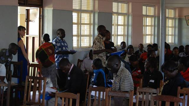 Educators Teachers and Teaching Assistants to Improve Education in Uganda's project photo