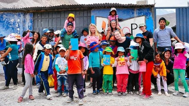 Program assistant - supporting an educational project in Peru's project photo