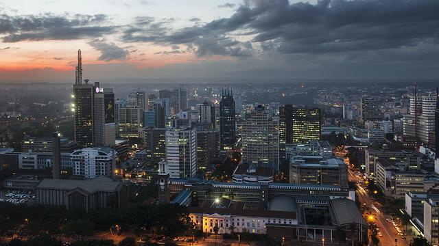 Startup Community Developer in Nairobi 's city photo