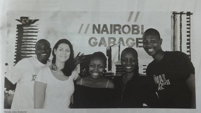 Startup Community Developer in Nairobi 's team photo