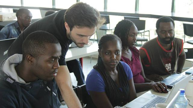 Startup Community Developer in Nairobi 's impact photo