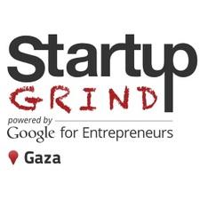 Startup Grind Gaza logo