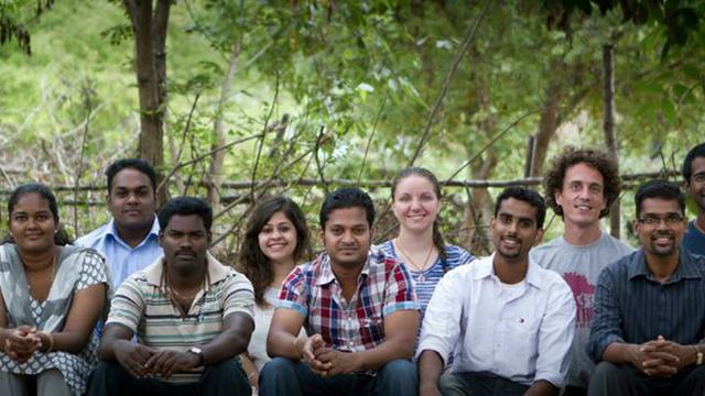 Renewable Energy Expert's team photo