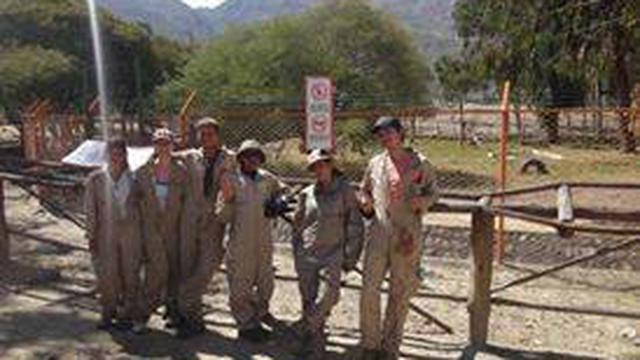 Join the team at a Zoo in Bolivia's activity photo