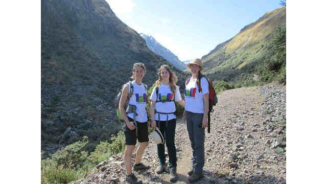 International Partnerships Assistant in Cuzco, Peru's activity photo