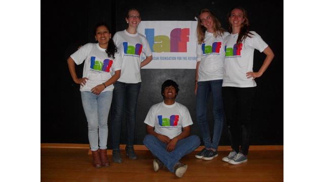 Youth Development Coordinator's team photo