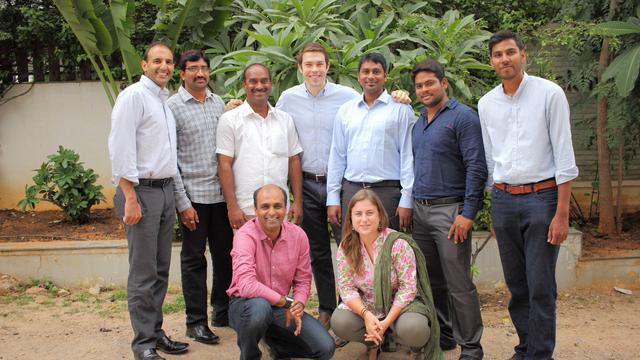 Graphic Designer for Growing Startup Eco-Waste Management Company's team photo