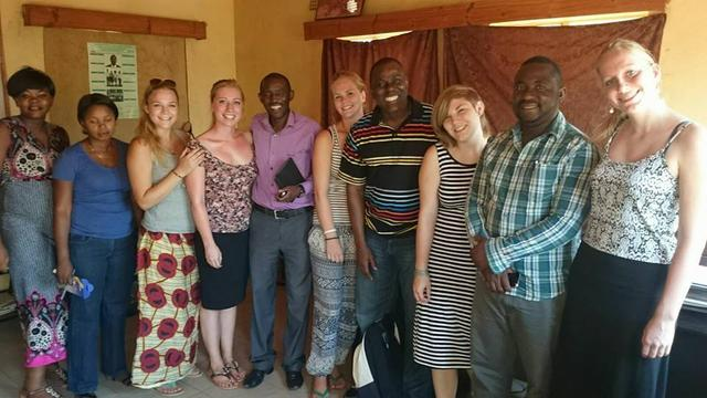 Fundraising Strategist 's team photo