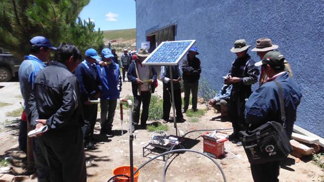 Solar Photovoltaic Water Pumps Guru 's impact photo