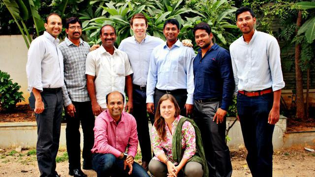 Web Designer to Launch a Social Enterprise's New Product's team photo