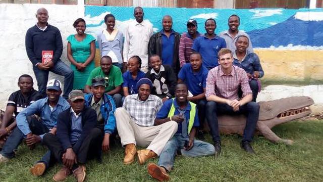 Research & Development Engineer's team photo