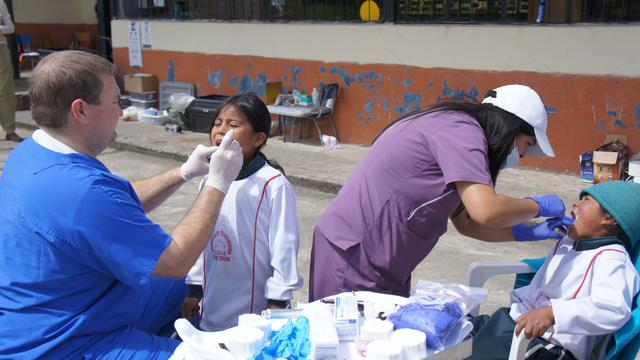 Learn social impact frameworks and use it for: improving dental health
