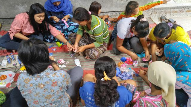 Product Design Specialist for Fashion Accessories/Jewelry to Empower Women Artisans in Indonesia's impact photo