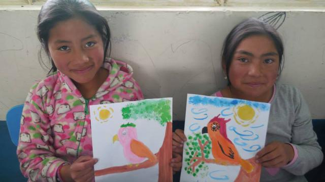 Teaching Opportunity in Highland Ecuador's impact photo