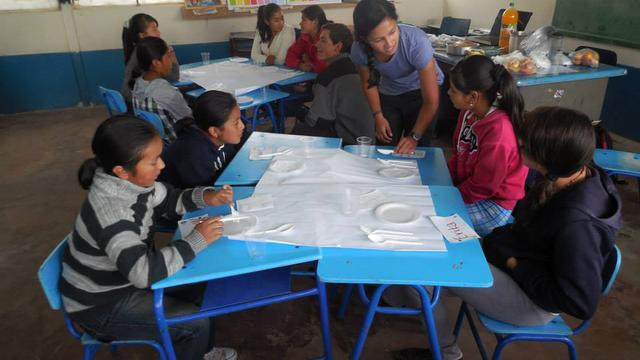 Teaching Opportunity in Highland Ecuador's project photo