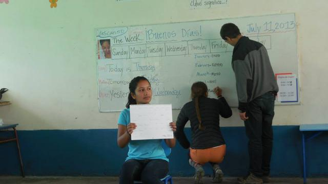 Teaching Opportunity in Highland Ecuador's work photo