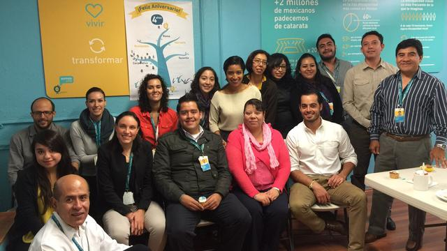 Staff Engagement and Experience Improvement Project for a Social Enterprise in Mexico's team photo