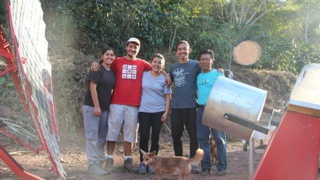 Coffee roasting expert to empower local farmers in Peru's team photo