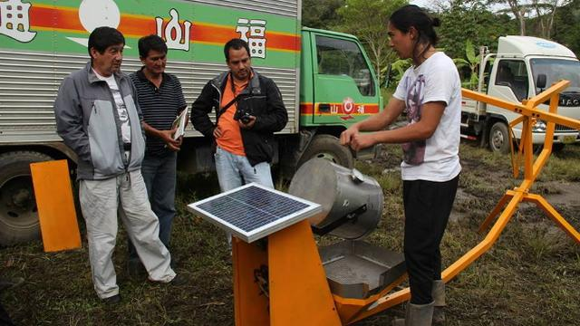 Coffee roasting expert to empower local farmers in Peru's impact photo