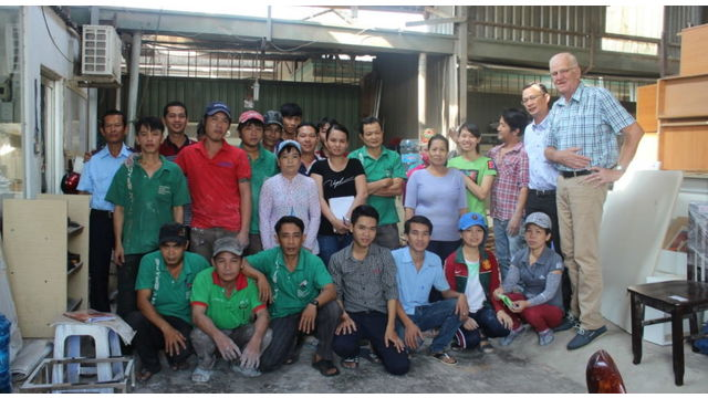 General Manager in Vietnam's project photo
