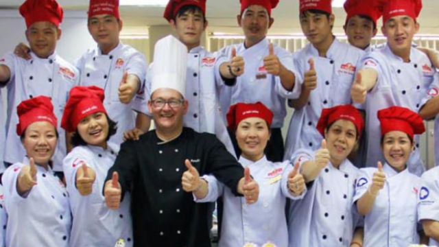 Pastry Consultant in Vietnam's project photo