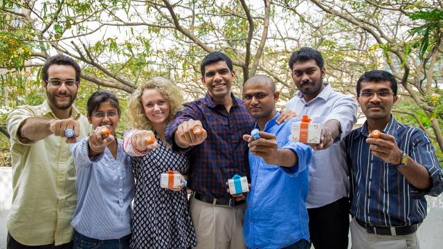 Engineer to Develop a Device to Combat Sleep Apnea of Prematurity to Save Lives's team photo