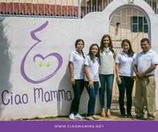 Ciao Mamma logo