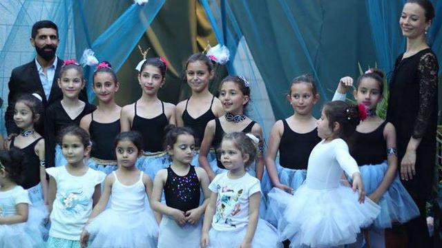 Grant Writer for Dance and Arts in Palestine's team photo