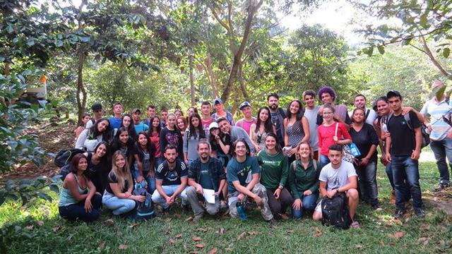 Brazil Volunteer at Atlantic Forest 's project photo