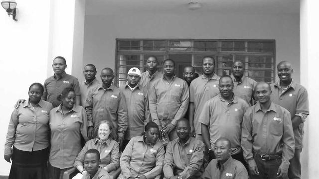 Hardware-Software IoT Analyst in Tanzania 's team photo
