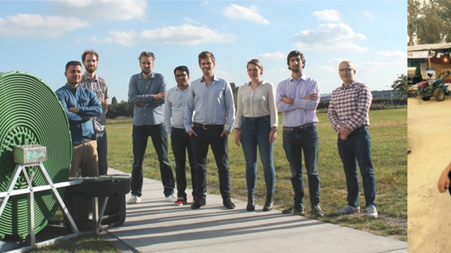 Senior Structural Engineering Expert - Hydropowered Irrigation Pump development's team photo