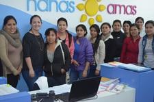 Nanas & Amas logo