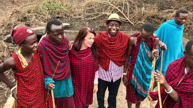 Fundraising Expert to  help in fundraising for education and healthcare projects in Enjoro Maasai Village 's work photo