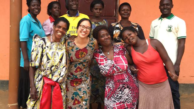 Train Rural Women to Become Entrepreneurs's team photo