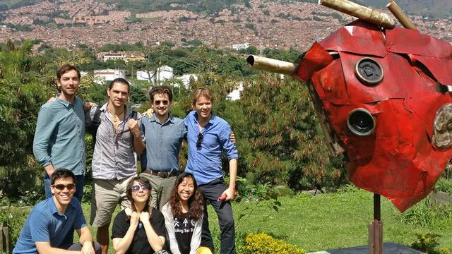 Full-stack Developer to support the Experteering Movement in Medellin's team photo