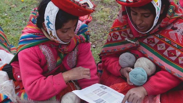 Learn social impact frameworks and use it for: Empowering local Quechua women