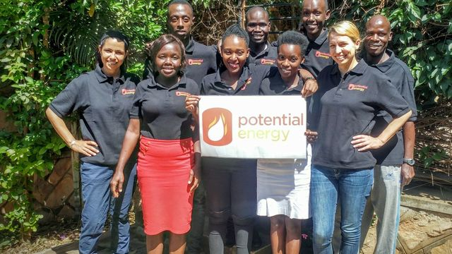 User Studies & Data Management for Clean Cooking Solution in Uganda's team photo