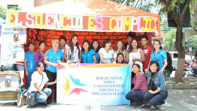 Entrepreneurship Workshop and Business Branding for Child-Survivors's team photo