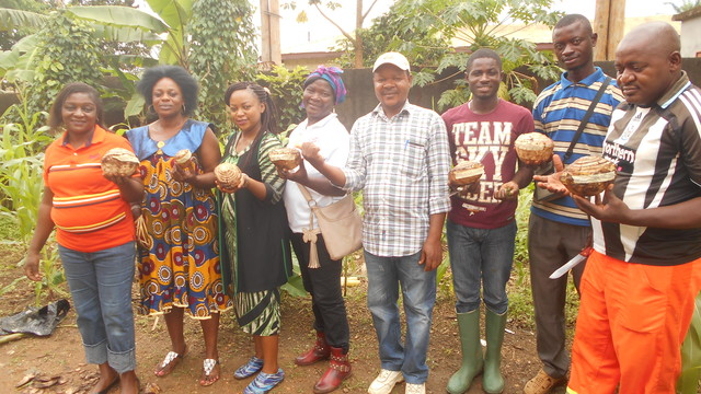 Grantwriting Expert to Support Subsistence Farmers with Micro-finance 's team photo
