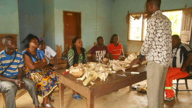 Grantwriting Expert to Support Subsistence Farmers with Micro-finance 's impact photo