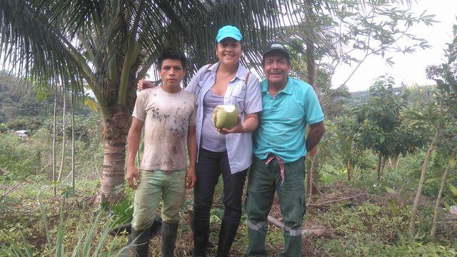 Financial Whiz to help Amazonian SME take final hurdle before KIVA Campaign's impact photo