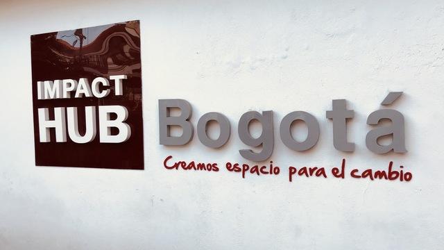 Pro-active business development for social start up Bogota 's work photo