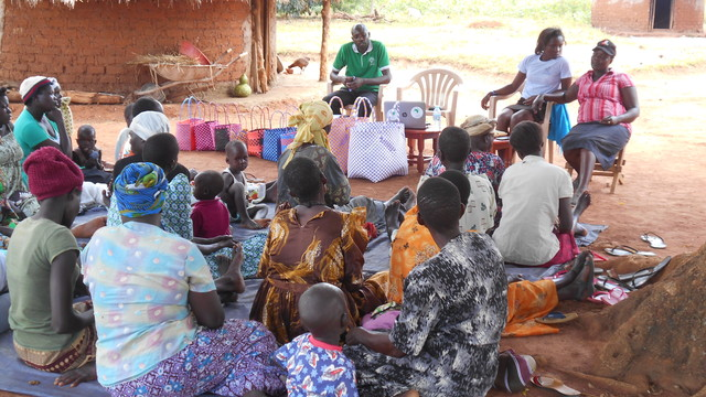 Agriculture Expert to Train Women in Vegetable Farming in Uganda's activity photo