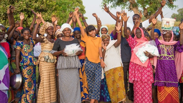 Web Design Experteer for Pan-African Summit to end Violence Against Women's team photo