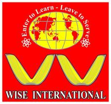 Wise International School - Sri Lanka logo